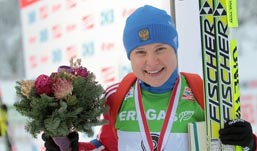 Знаменитая российская биатлонистка завершила карьеру