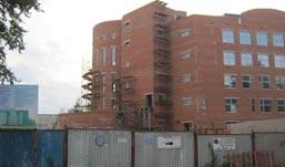 На завершение стройки межвузовской библиотеки в Ижевске выделят 220 млн рублей