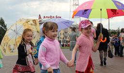 В выходные в Ижевске будет дождливо