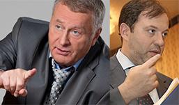 Депутатами Госсовета Удмуртии могут стать Владимир Жириновский и Олег Митволь