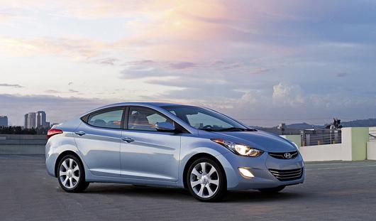 Выгодное предложение на автомобили Hyundai Elantra в автосалоне Hyundai «КОМОС-Авто»