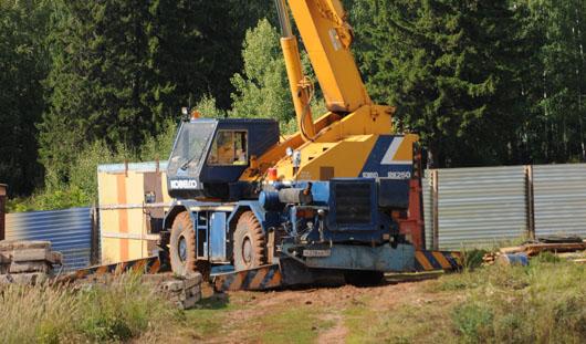Укреплять берег пруда в Ижевске будет фирма из Челябинска