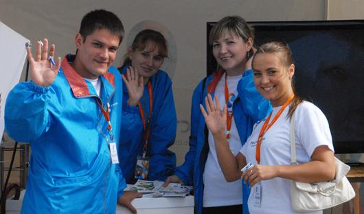 «Ростелеком» вручил подарки самым активным участникам  Всероссийского финала конкурса «Автозвук-2012» в Ижевске