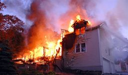 Ижевчанин решил сжечь обидчика вместе с соседями