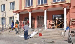 Новый корпус школы №30 в Ижевске почти готов
