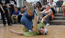 Хип-хоперы «взорвут» Центральную площадь Ижевска