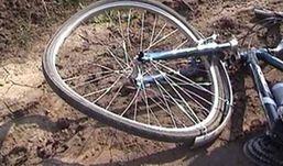 Пенсионер на велосипеде погиб под колесами иномарки