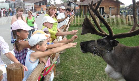 Где в Ижевске отметить с детьми День знаний