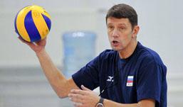 Скончался главный тренер волейбольной сборной России