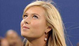 Теннисистка Мария Шарапова вышла в третий круг US Open