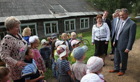 Решение о строительстве еще одного детского сада принято в Удмуртии