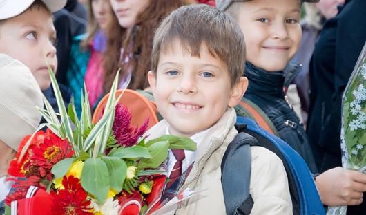 В Ижевске почти 7 тысяч первоклашек пойдут в школу в этом году