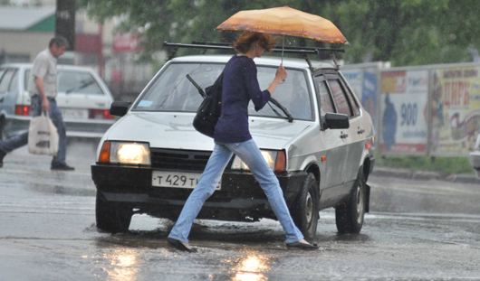 К выходным в Ижевске резко похолодает