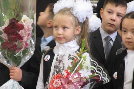Знаменитые спортсмены Удмуртии поздравили школьников с 1 сентября