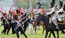 Французы потерялись под Бородино