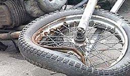 Подросток на мотоцикле разбился в Удмуртии
