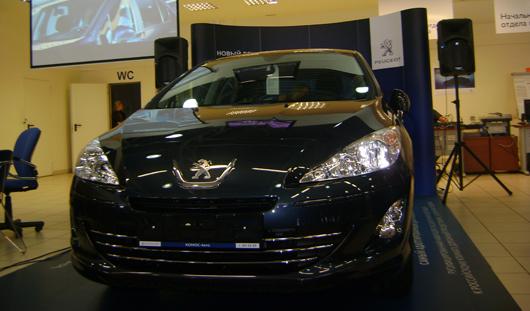 Новый Peugeot 408: француз с русским характером