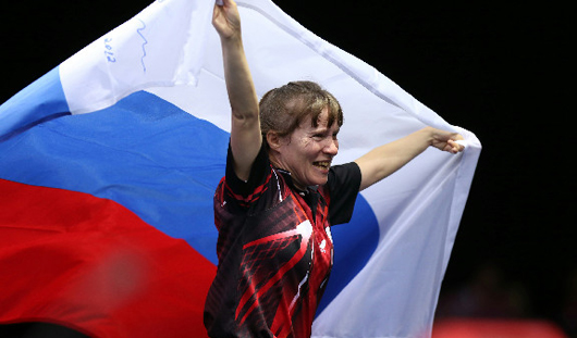 Россия поднялась на 3-е место в общем зачете Паралимпиады