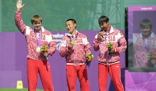 13 медалей за один день завоевала Россия на Паралимпиаде