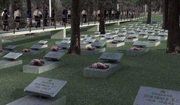 Реконструкция мемориала на Северном кладбище началась в Ижевске