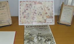 Редкие книги об Отечественной войне 1812 года показали в  Ижевске