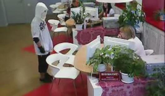 14-летняя девочка, которая пыталась ограбить банк в Ижевске, пропала
