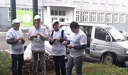 «Ростелеком»  выступил партнером Всероссийской акции «Блогер против мусора» в Ижевске