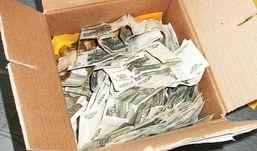 Ижевчанин украл из магазина коробку с пожертвованиями
