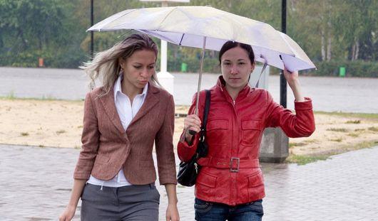 Запасайтесь зонтами: всю неделю в Ижевске будут идти дожди