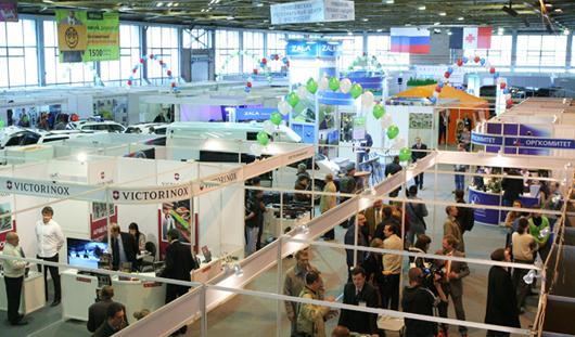 В Ижевске стартовали выставки «Комплексная безопасность» и «Российские Охотничье-Спортивные Товары»