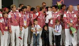 Владимир Путин наградил российских паралимпийцев