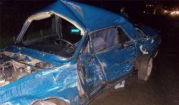 ВАЗ, «фиат дукато» и КамАЗ столкнулись на трассе в Удмуртии