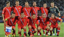 Сборная России по футболу продолжает выигрывать