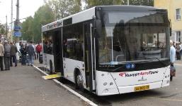 Новые автобусы для инвалидов запустили в Глазове