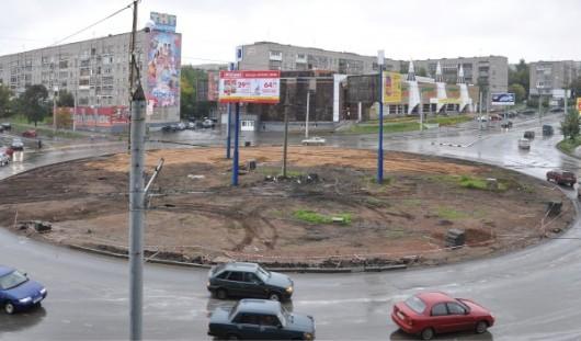 В Ижевске изменится режим движения через кольцо у ТЦ «Сэлдом»
