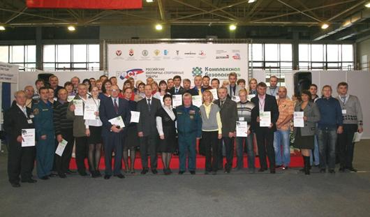 В Ижевске завершили работу выставки «Комплексная безопасность» и «Российские Охотничье-Спортивные Товары»