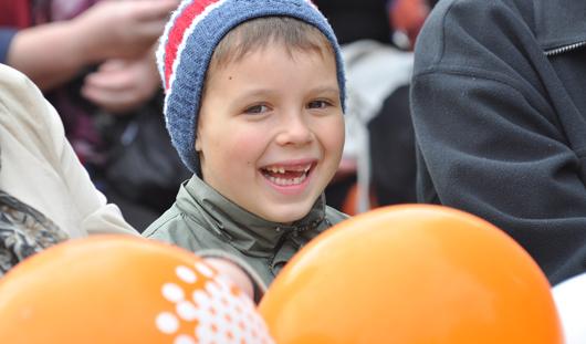 «Рыжий фестиваль – 2012» состоялся в Ижевске!