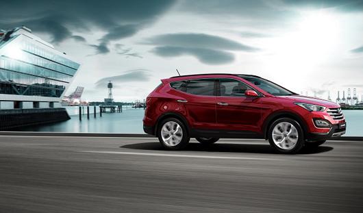 Новый Hyundai Santa Fe скоро появится в дилерском центре Hyundai «КОМОС-Авто»