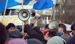 Около 40 акций протеста ожидается в Удмуртии  до конца предвыборной кампании