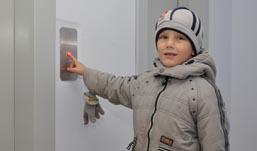 Новые лифты появятся в 6 домах Ижевска