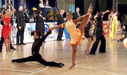 Всероссийский турнир по спортивным танцам пройдет в Ижевске