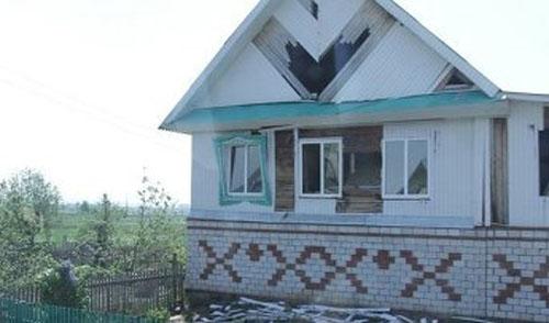 Удмуртия все еще ждет вторую часть транша на восстановление жилья в Пугачево