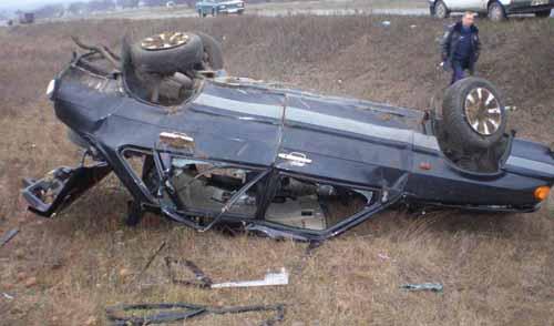 4 человека погибли на дорогах Удмуртии за сутки