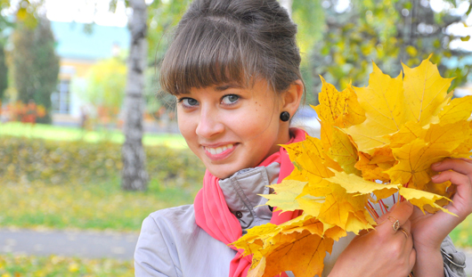 Ижевчан ждут теплая осень и мягкая зима
