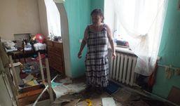 Потолок жилого дома в Ижевске обрушился из-за прорыва отопления