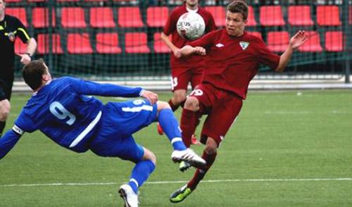 Футбольный клуб «Зенит-Ижевск» потерпел поражение на своем поле