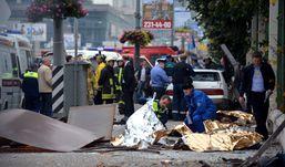 Пьяный водитель сбил насмерть семь человек в Москве