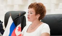 Руководить общественной приемной Медведева в Удмуртии будет Светлана Кривилева