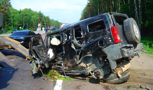 За сутки на дорогах Удмуртии погибло 2 человека