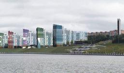 На набережной Ижевска построят десяток жилых домов, детский сад и ресторан